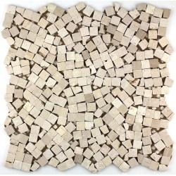 Marble mosaic marble tile Sultan Beige