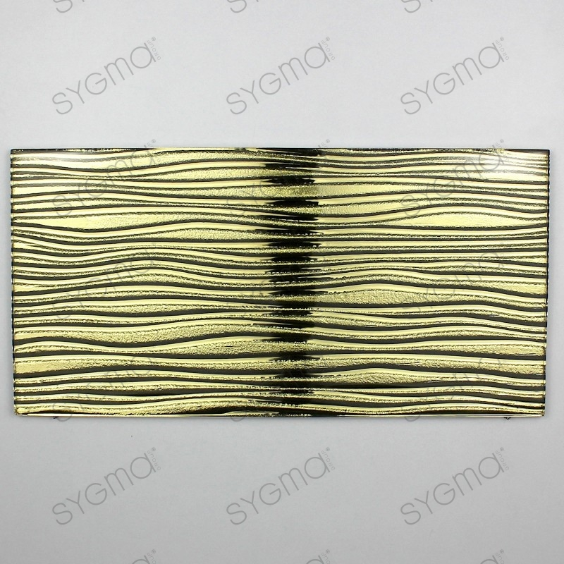 carreaux de verre cdv-arc-or
