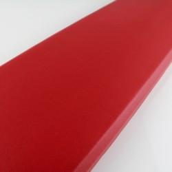 carreau en similicuir panneau cuir mur cuir pan-sim-15x60-rou