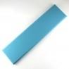 osa de pared de cuero sintético azulejo cuero pan-sim-15x60-turq