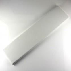 dalle en similicuir pour mur carreau cuir pan-sim-15x60-bla
