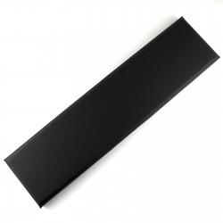 dalle en similicuir pour mur carreau cuir pan-sim-15x60-noi