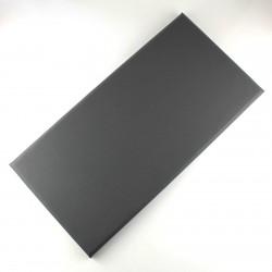 panneau simili cuir carreau cuir pan-sim-30x60-gri