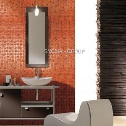 mosaico para ducha pared y suelo mvp-met-ora