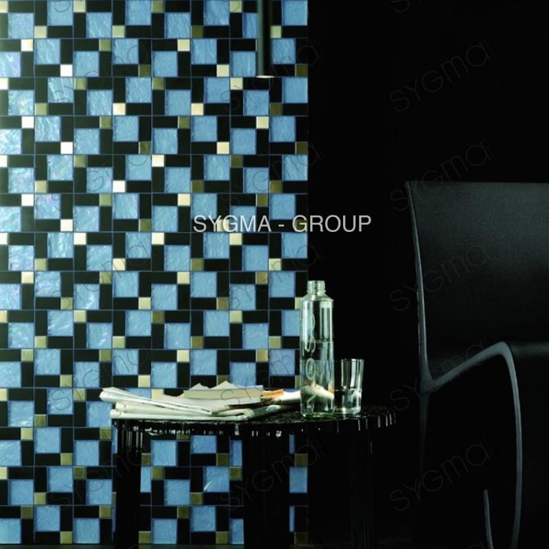 carrelage mosaique en verre et pierre mvp-mirage