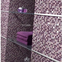 crystal mosaic shower and bathroom mv-har-vio