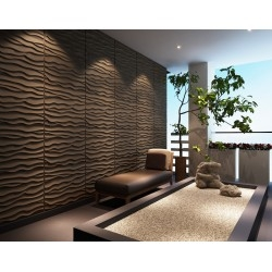 3d wall panel 1sqm pan-3d-beach