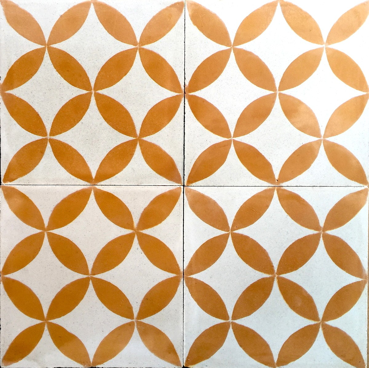 Modele De Carrelage Sol cement tiles for floor and wall sampa-orange