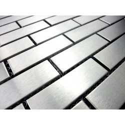 sample of stainless steel mosaic for bathroom brick 48