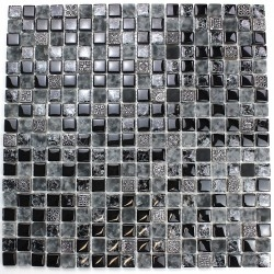 mosaic glass tile and stone Osana