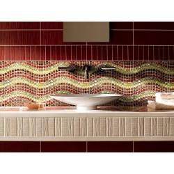Piastrelle parete della cucina bagno mp-shona