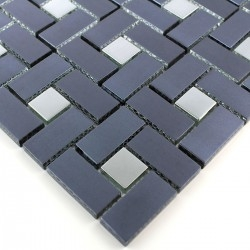 Mosaic sample and glass tile model MV-Fargo