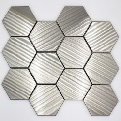 stainless steel tile wall and floor lorko