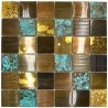 antique copper stainless steel tiled mosaic wall kitchen and bathroom velvet