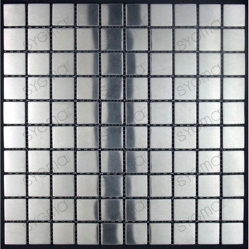 mosaico telhas inoxidável cozinha e banheiro mi-reg30