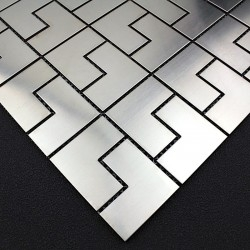 stainless steel tiles kitchen and bathroom mi-reg30