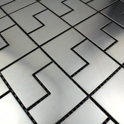 piastrelle mosaico in inox cucina e bagno mi reg-30