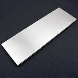 stainless steel tiles kitchen backsplash Lenaig