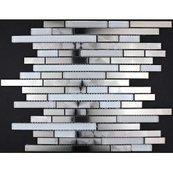 mozaiek tegel roestvrij staal mi-mul-mul-wav
