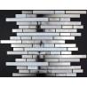 mosaico azulejo de acero inoxidable mi-mul-lin