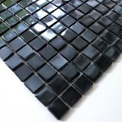 campione mosaico pasta di vetro pavimento e parete mv-rainbow-carbon