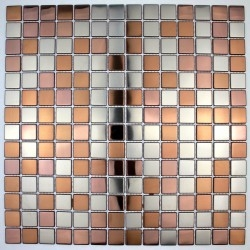steel tile for wall and floor kitchen and bathroom in-stretto
