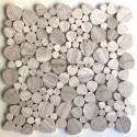 mosaico de mármore para chuveiro e azulejos mp-neferti