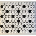 carrelage ceramique hexagon mosaique mur et sol mp-daven