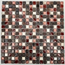 mosaic glass tile and stone mvp-lava