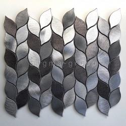 mosaico de aluminio para cocina o baño modelo MOOD