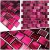 amostras de mosaicos e azulejos para banheiro e parede da cozinha drio violet