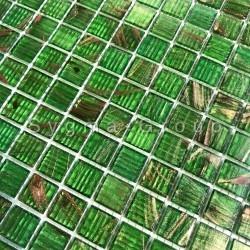 mosaico de vidro para casa de banho e duche Speculo Vert