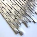 Metall Aluminium Fliese für Küchenwände Zelki