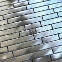 Azulejo metálico de alumínio para paredes de cozinhas Zelki
