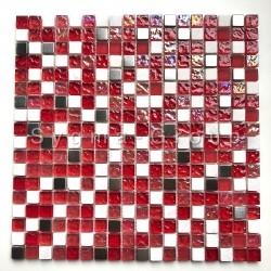 Malla mosaico de azulejos para el suelo y la pared de la ducha y el baño Gilmor