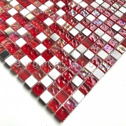 Mosaique carrelage pour sol et mur douche et salle de bains Gilmor