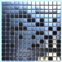 stainless steel mosaic kitchen and bathroom CARTO