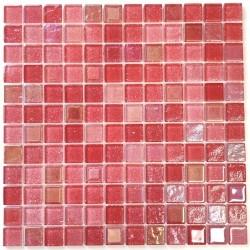 tessere di mosaico di vetro...