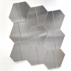 azulejo de aço inoxidável...