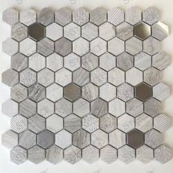Piastrelle di mosaico in...
