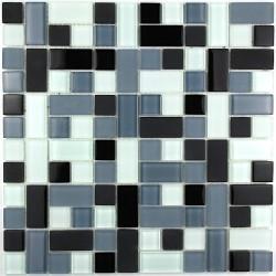 Carrelage pour sol mosaïque pour mur mv-cub-noi