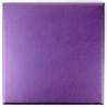 carreau en similicuir panneau cuir mur cuir pan-sim-3030-met-vio