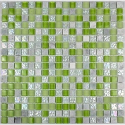 carrelage mosaique en verre et pierre mvep-samba