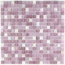 Mosaik dusche boden und wand Rossi