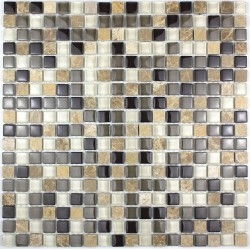 mosaic stone and glass bathroom mvp-maggiore