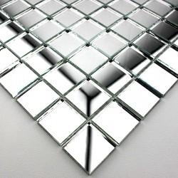 espelho mosaico de vidro do chuveiro e casa de banho mv-ref-neu