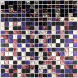 mosaic tile kitchen and bathroom mv-glo-pru