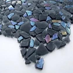 mosaico de vidro para parede e chão mv-osm-noi