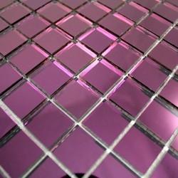 Piastrelle per pavimenti parete a mosaico mv-ref-vio