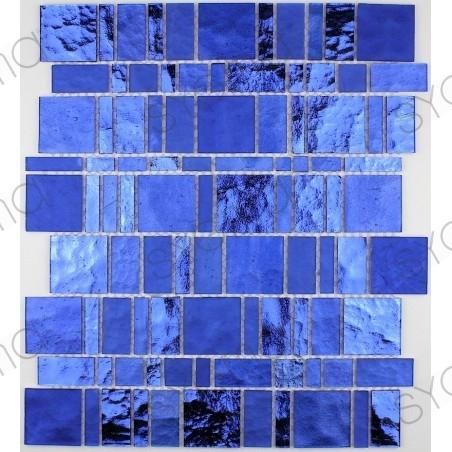 mosaique pour mur et sol en verre mv-pul-ble